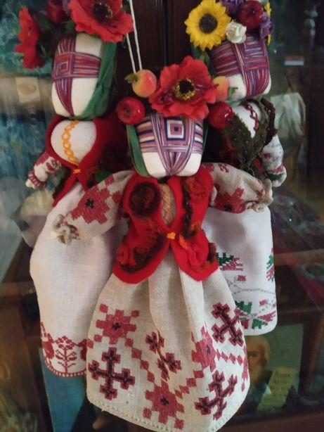 Куклы-мотанки по традиционным технологиям но с современным качеством
