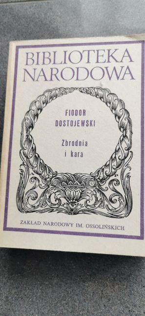 Fiodor Dostojewski Zbrodnia i kara Biblioteka Narodowa