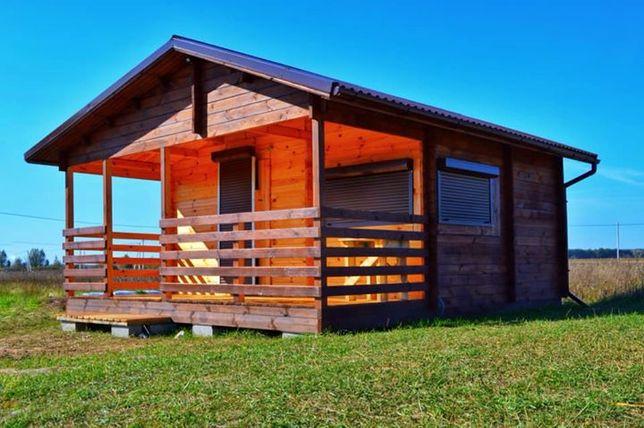 Строительство деревянных домов 5*5,3м-3550$, модульные дома киев