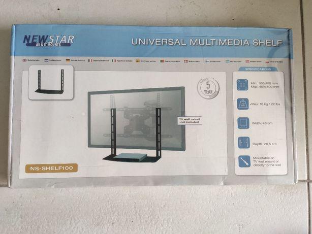 Prateleira Suporte TV BOX NewStar NS-SHELF100