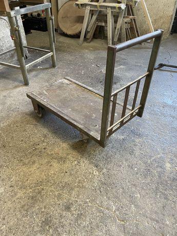 Wózek zakładowy produkcyjny