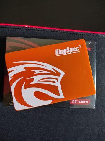 SSD Диск 128 ГБ KingSpec Новые