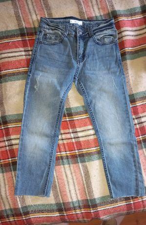 Calças ganga / Jeans 8 anos