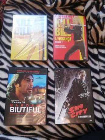 DVDs Diversos (Comédia, acção, etc)
