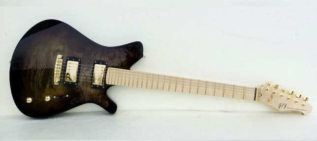 Gitara elektryczna GFF Stellar / GFF Handcrafted Guitars