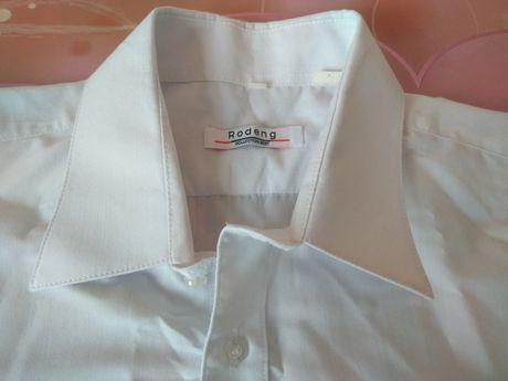 Рубашка белая для подростка