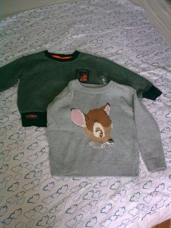 фирменные свитерочки для мальчика