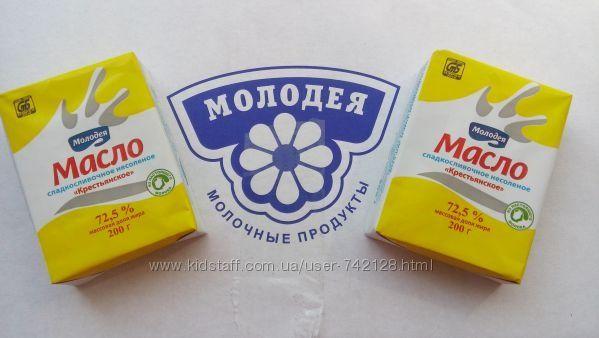 масло сливочное Белоруссия Оригинал