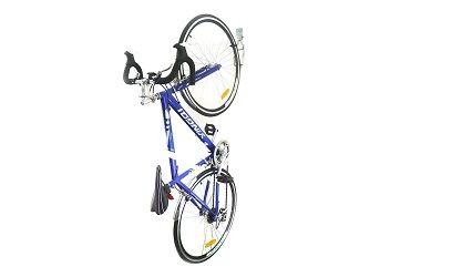 Крепление для велосипеда на стену вертикально