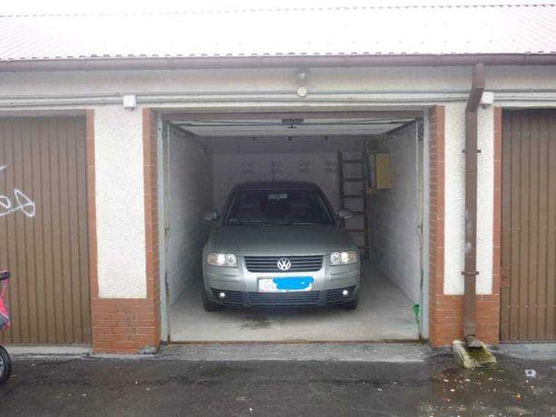 Garaż z antresolą do wynajęcia Gdańsk Jasień ul. Pólnicy