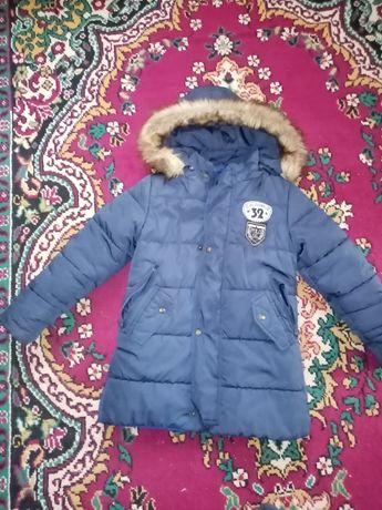 Куртка зимова підліткова
