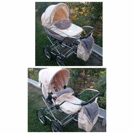 Продам детскую коляску 2в1 Lonex