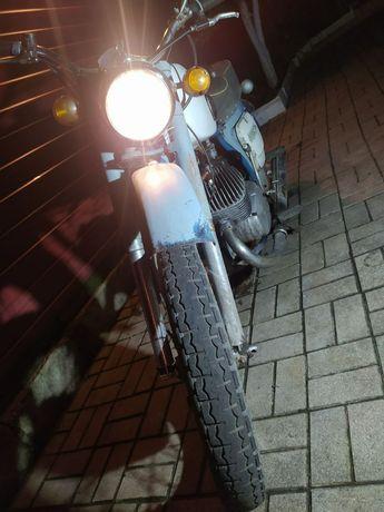 Мотоцикл ИЖ-Ю3 1971г