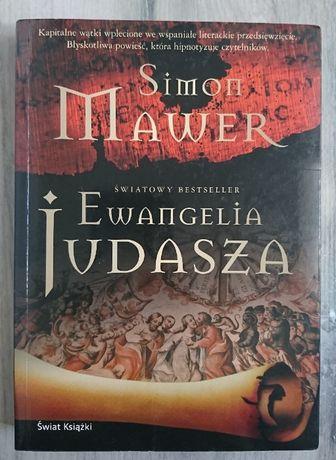 Ewangelia Judasza – Simon Mawer