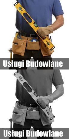 Uslugi remontowo budowlane