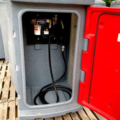 JFC 1300L - W pełni wyposażony zbiornik na paliwo ON / raty leasing