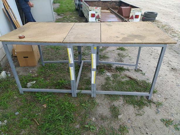 стол раскройный складной