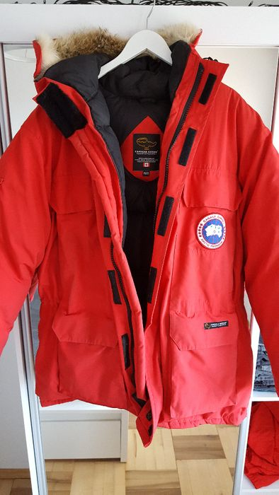 Kurtka Canada Goose Expedition Dębica - image 1