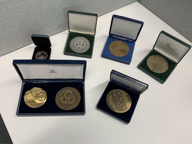 Medalhas Antigas - Banca Portuguesa