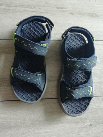 Sandałki 23 dł wkł