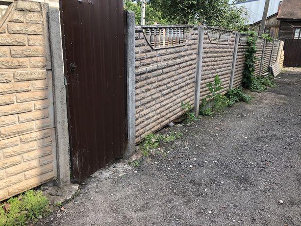 Прдам забор калитка ворта