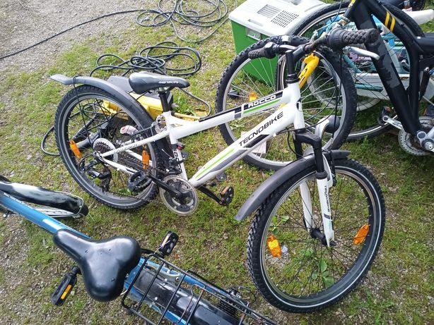 Rower rowerek dziecięcy 24 cale