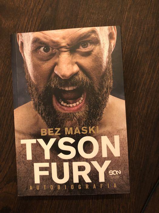 Tyson Fury Bez Maski autobiografia Lutynia - image 1
