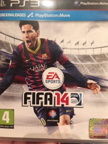 Vendo jogo Fifa14 PS3