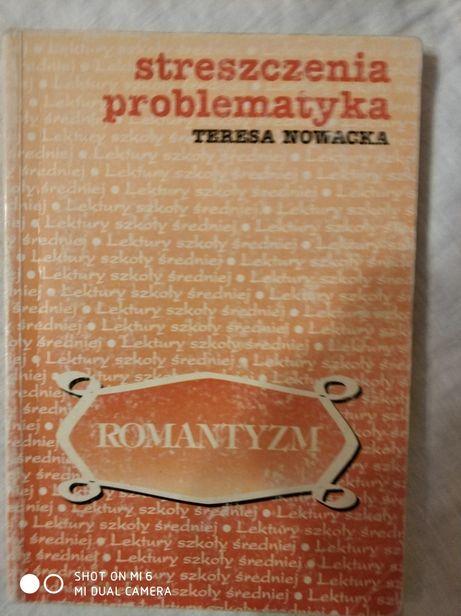 Streszczenia problematyka romantyzm