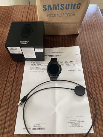 Smartwatch zegarek Samsung Galaxy Watch 3 R840 45mm Titanium