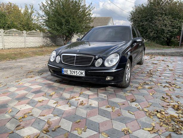 Mercedes w211 2.6 gas