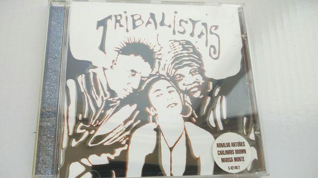 Tribalistas CD original