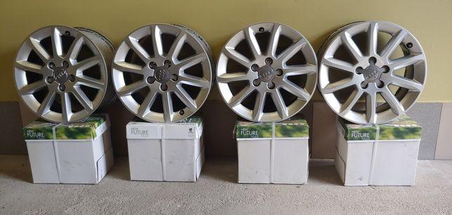Felgi aluminiowe Audi 16 cali ET46 a3 a4 a6 5x112