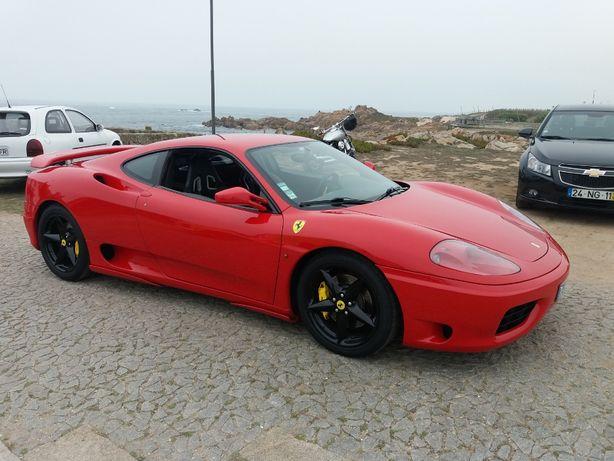 Vendo Ferrari Modena 360 F1 - Nacional