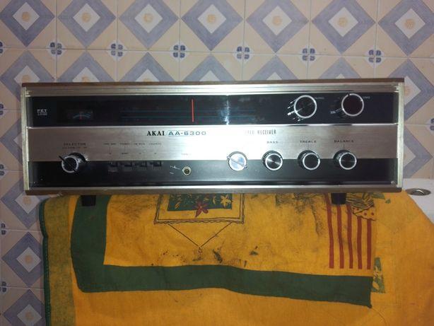 Amplificador vintage AKAI