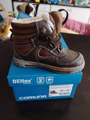 Nowe buty zimowe rozm. 22 wodoodporne