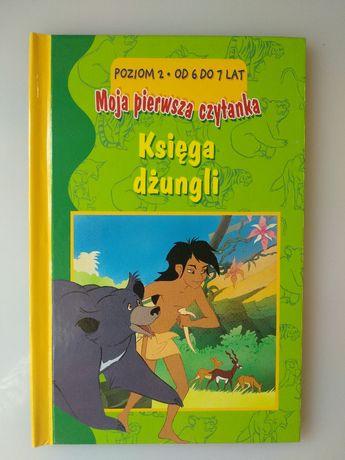 Moja pierwsza czytanka. Księga dżungli.