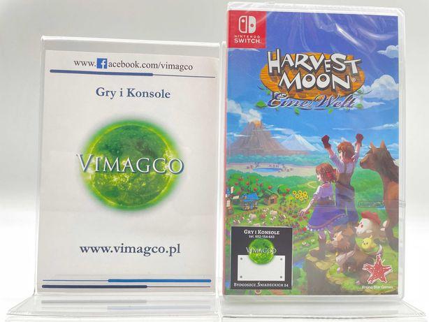 Harvest Moon One World Nintendo Switch Sklep Vimagco GiK PROMOCJA