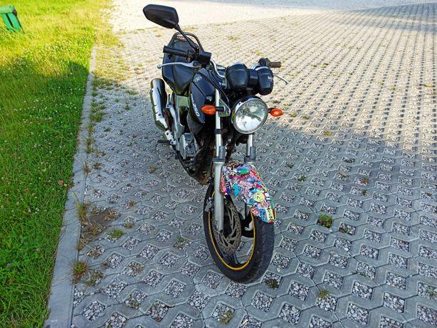 Yamaha ybr250. 2009 rok Okazja!