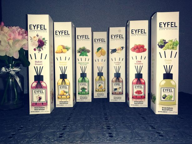 Zapachy do domu Eyfel