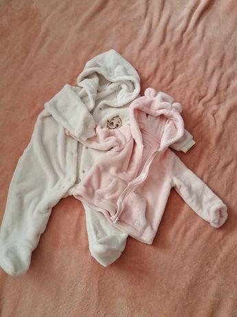 Человечек, кофта для девочки 6-12 месяцев