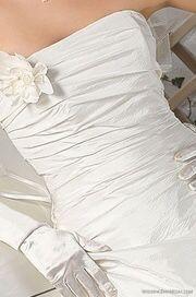 Suknia ślubna MADRAS 42/44 z Paryża