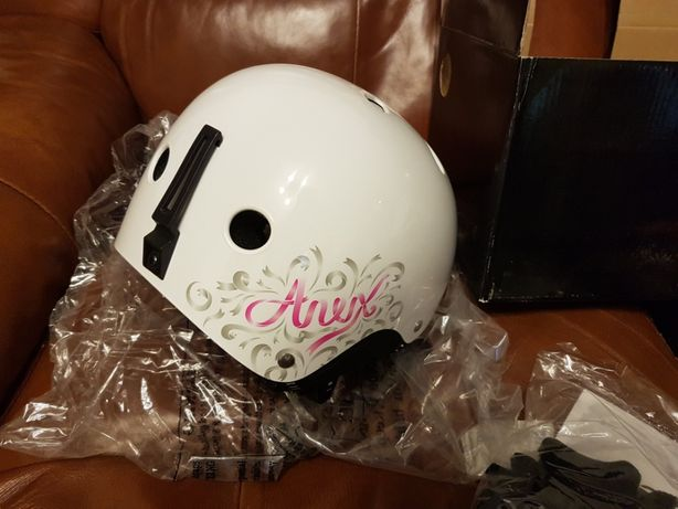 Сноубордический горнолыжный шлем Anex. Женский, подростковый, детский.