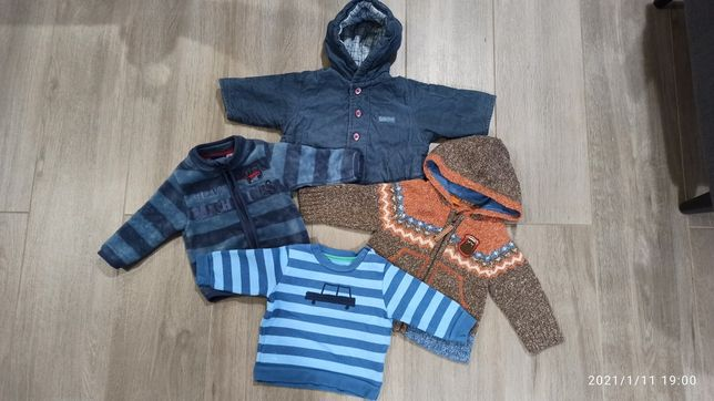 Kurteczka, bluzy, sweter