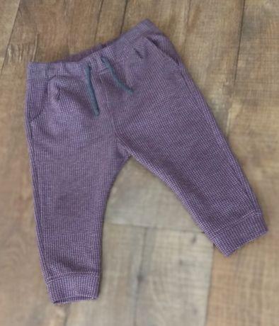 Штаны спортивные брюки чиносы zara 12-18м 86см