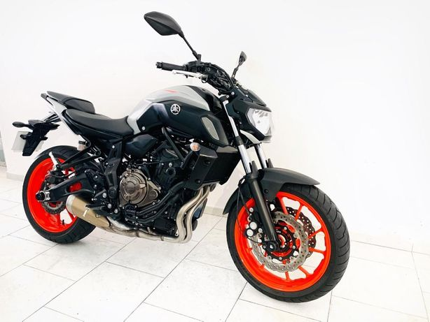 Yamaha MT 07 35kw