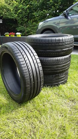 Nowe opony Continental ContiSportContact 5 245/45 R19