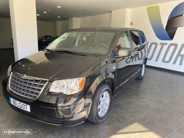 Chrysler Grand Voyager 2.8 CRD ATX Limit. Stow Go