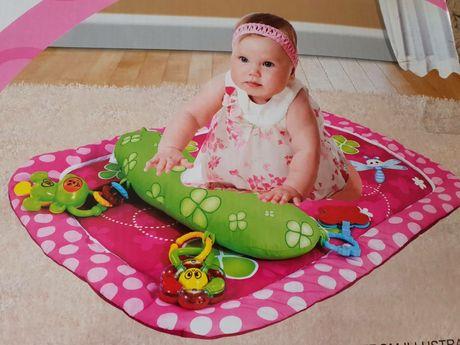 Развивающий коврик Fitch Baby для девочки