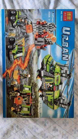 Лего вертолет спасательный